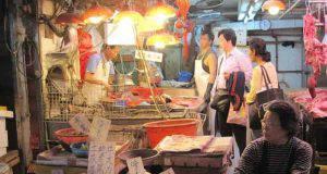 mercato cinese