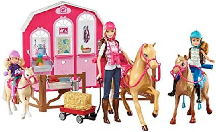 cavalli barbie