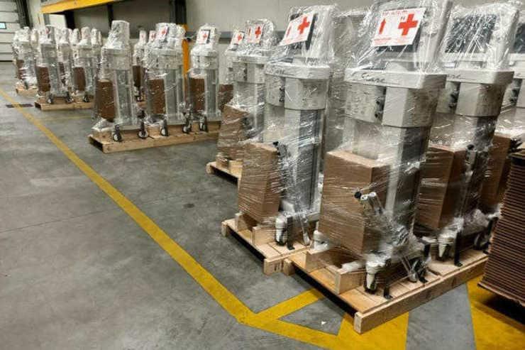 ventilatori  respiratori