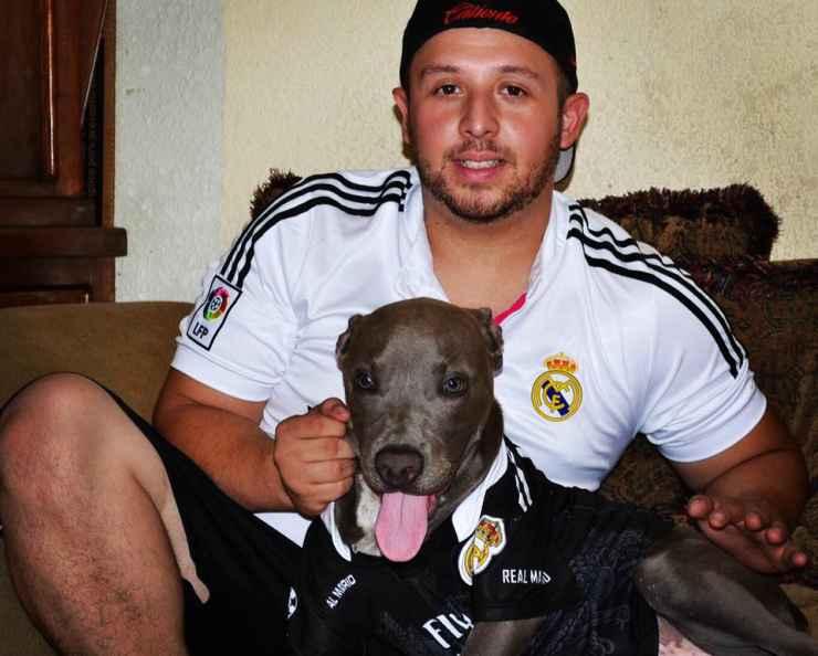 Hades e Juan (Foto Facebook)