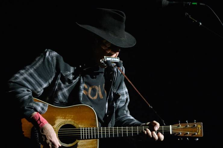 neil young musica