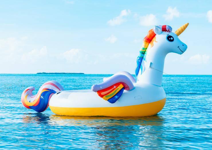 Unicorno di mare