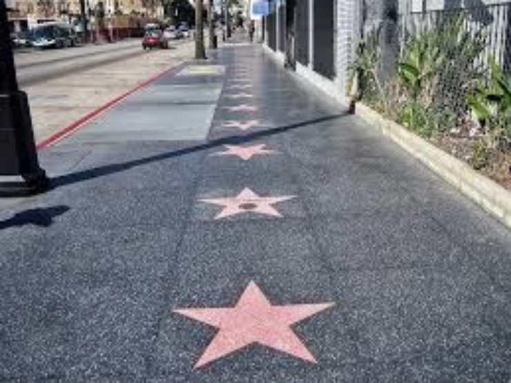 cani walk of fame