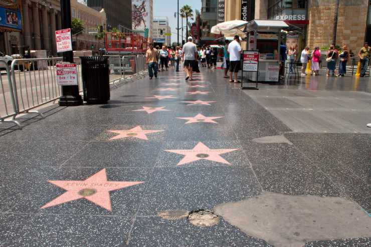 animale Walk of Fame