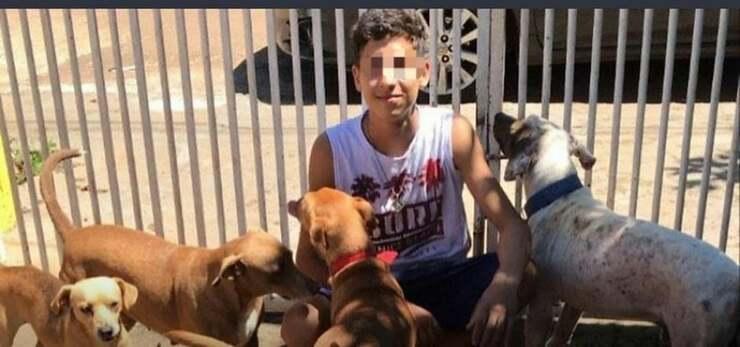 Ragazzo di 17 anni apre un rifugio