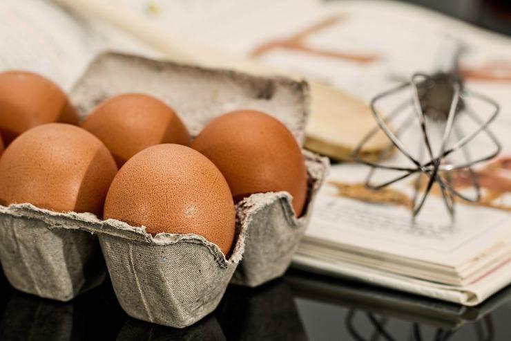Normali uova comprate (Foto Pixabay)