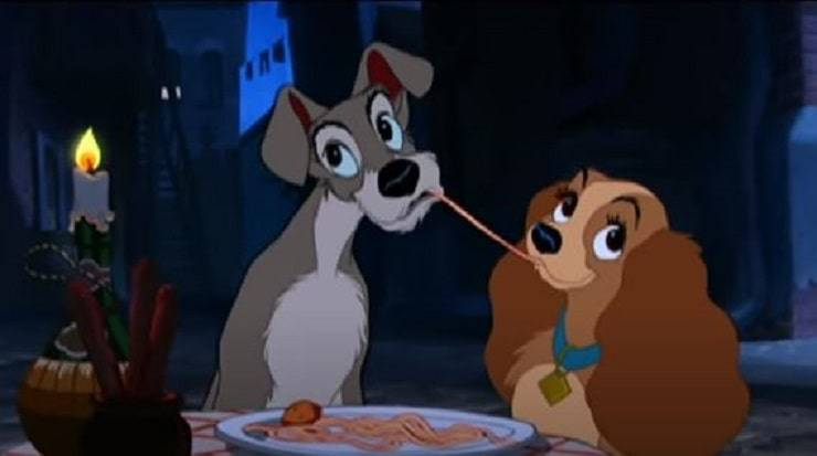 scene animali disney