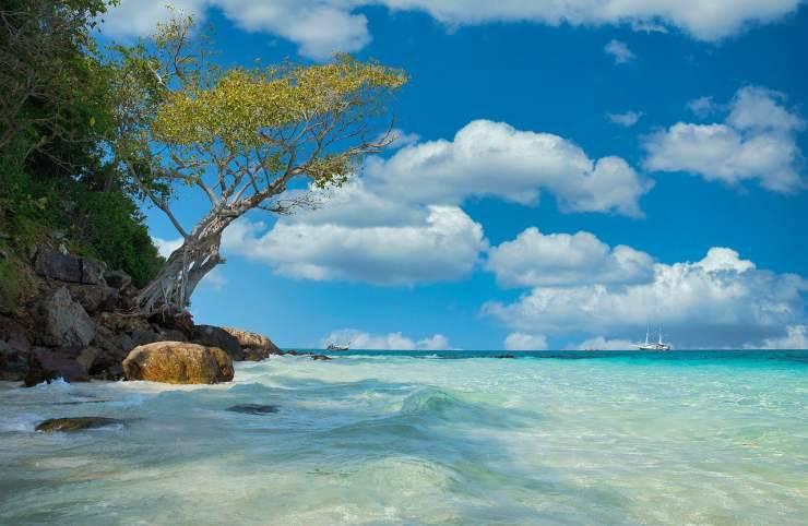 Le spiagge della Thailandia (Foto Pixabay)