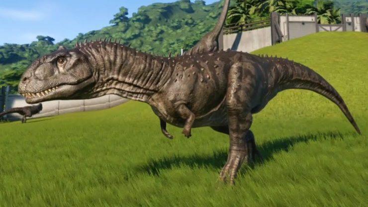 Dinosauri cannibali: il Majungasaurus