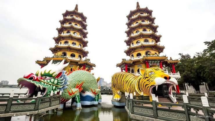 Tigre Taiwan Pinterest
