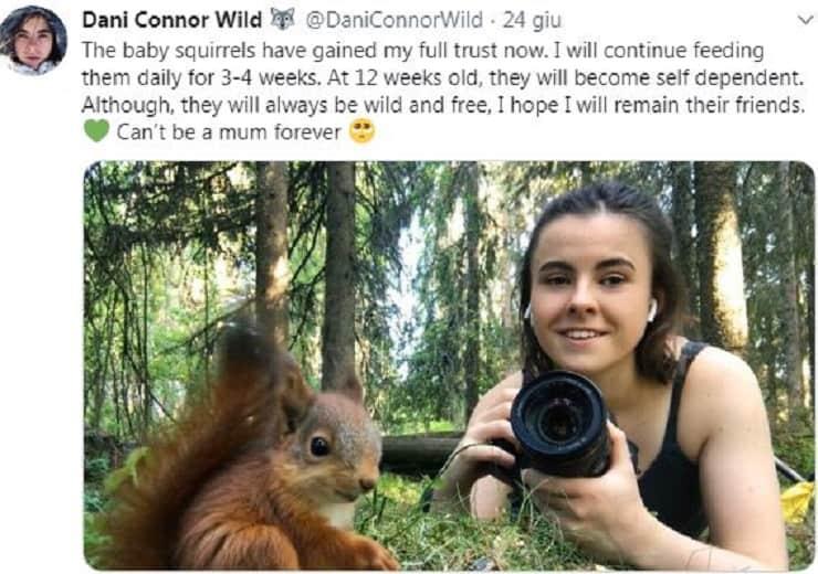Dani Connor post