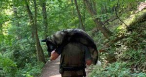 cane ranger spalle