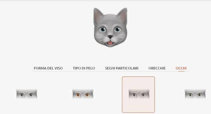 avatar animali: gatto