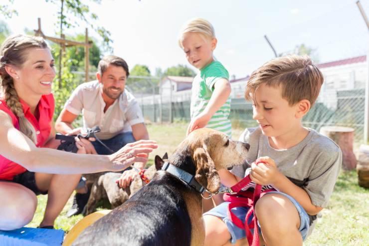 Bambini e cani riduzione rischio schizofrenia