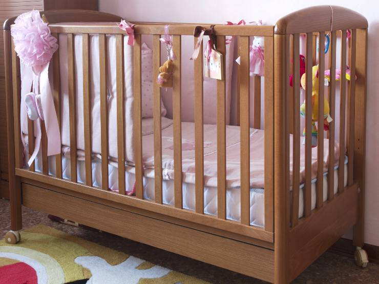 camera del bebè