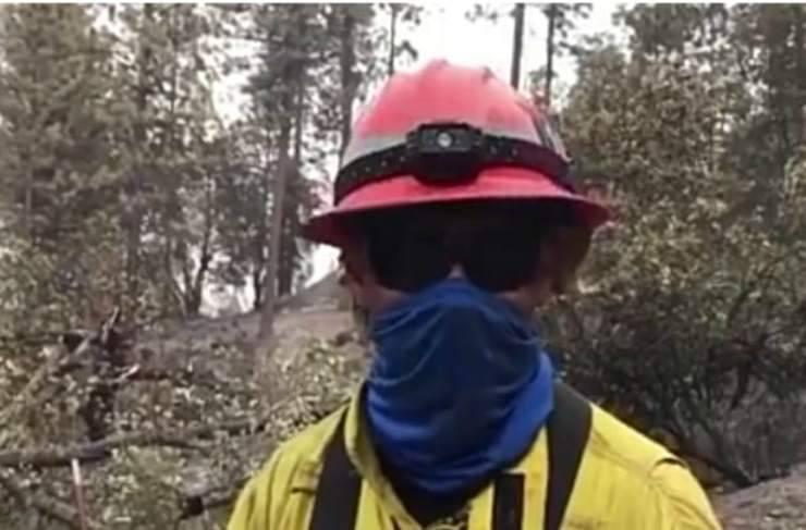 Il capo dei vigili (Foto video)