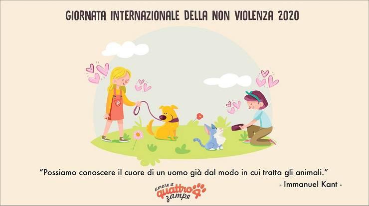 Giornata Intenzionale non violenza
