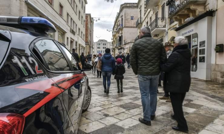 carabinieri truffa animali