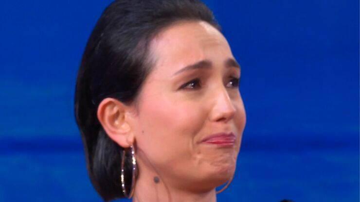 Caterina Balivo disperata per la morte del suo amato Peter