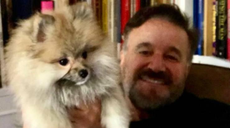 Grazia la nuova cagnolina (Foto Instagram)