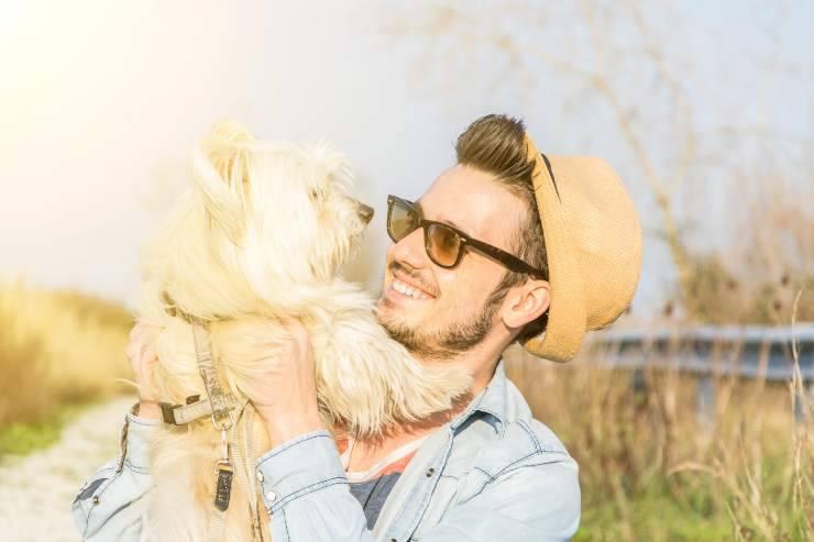 i cani capiscono se sorridiamo