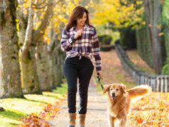 il cane aiuta a perdere peso