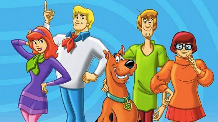 cani dei cartoni animati anni 80