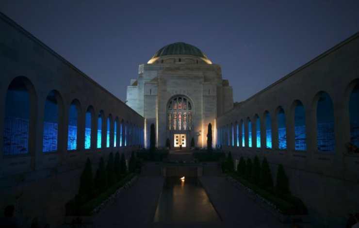 Australian War Memorial (Foto Facebook)