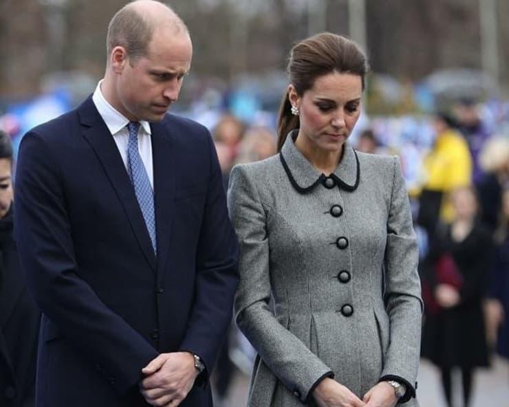 Grave lutto per William e Kate