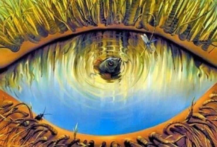 Cosa vedi nel Test della personalità? Svela un lato nascosto del subconscio