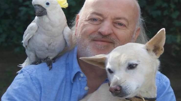 L'attore Bill e la passione per gli animali (Foto Twitter)