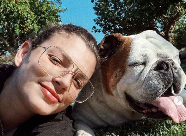 Emma Marrone scomparsa cane