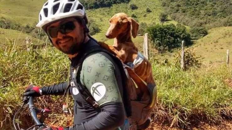 Ciclista Bassotto