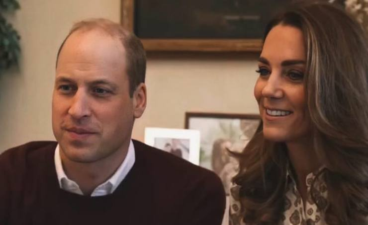 La coppia reale (foto Instagram)