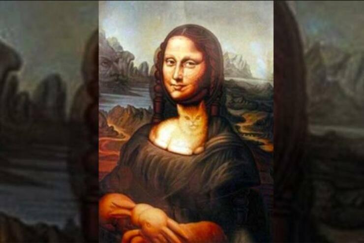 Il test della Gioconda scopri la tua personalità nell'immagine rivisitata