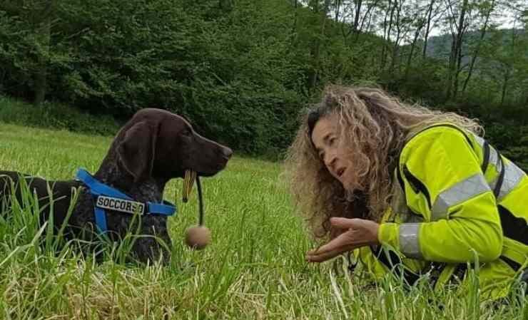 cani per diabetici addestramento
