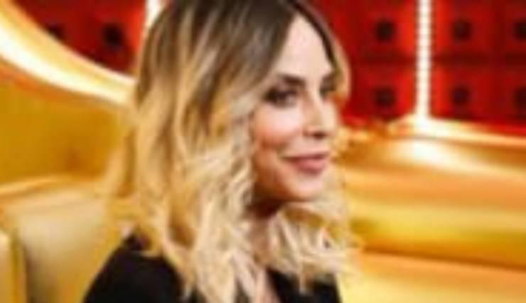 Stefania sorridente (Foto Instagram)