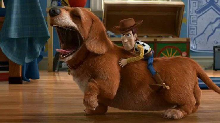 Cani Toy Story