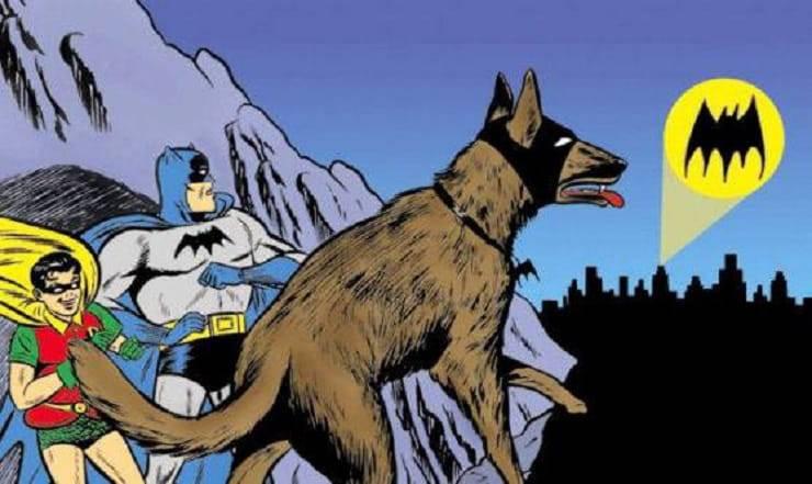 razza cane batman