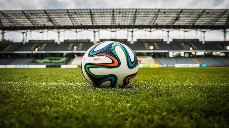 Campo da calcio (Foto Pixabay)