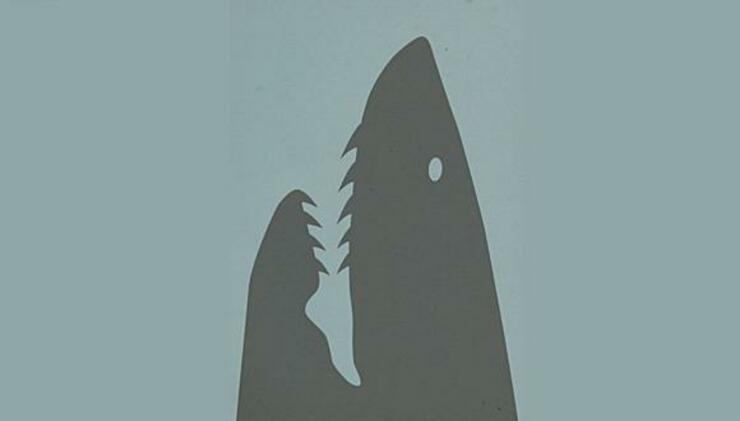 Il test visivo della personalità squalo o gamba , cosa vedi ?