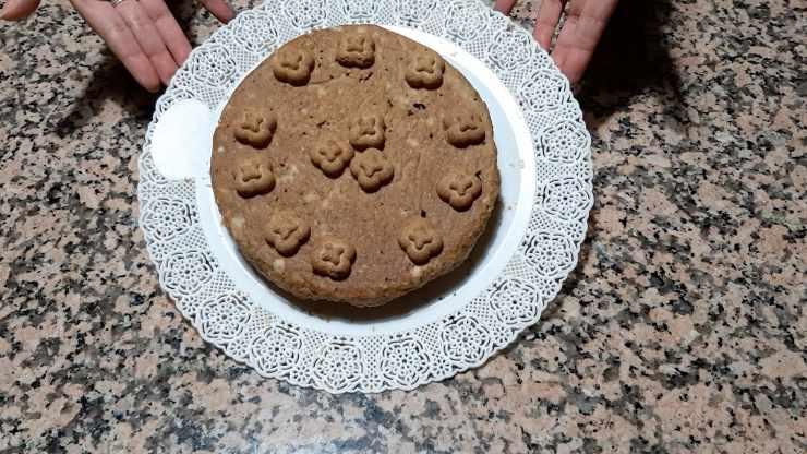 torta cane