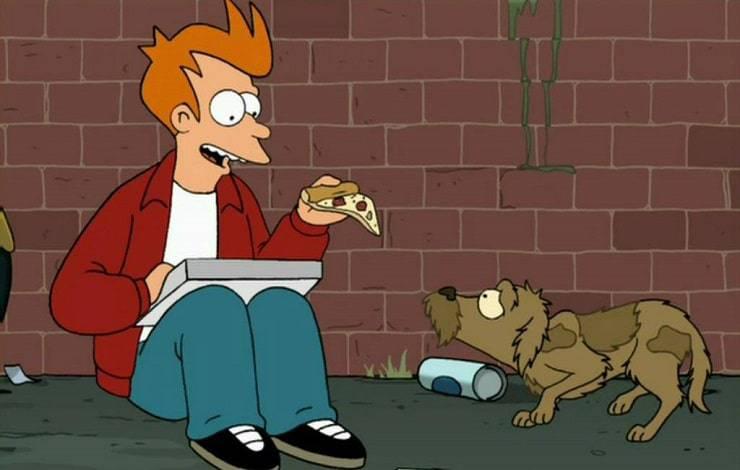 Seymour Fry Futurama