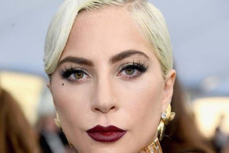 lady Gaga in primo piano (Foto Instagram)
