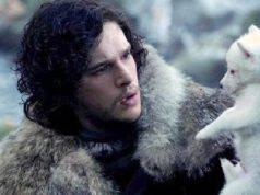 Spettro Ghost Jon Snow