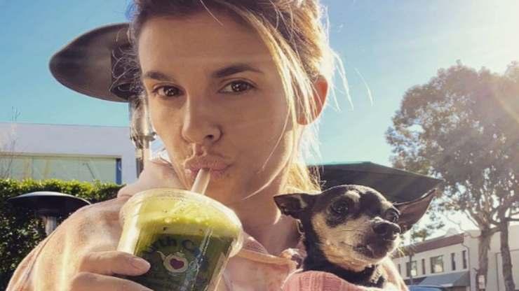 Elisabetta e l'amore per i cani (Foto Instagram)