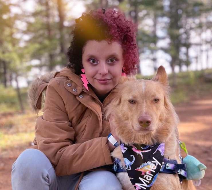 cane proprietaria attacco panico