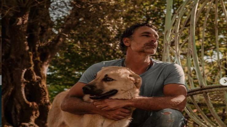 I cani di Raul Bova