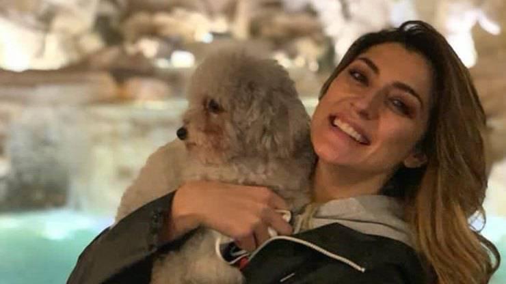 Il cane di Elisa Isoardi, Zenit