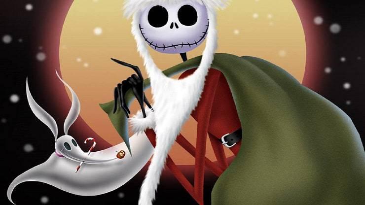 Cane Nightmare Before Christmas